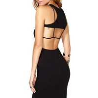 Nasty Gal Alter Midi Dress