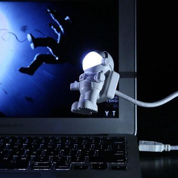 astronaut usb light  number 1