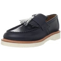 Dr. Martens Barrett Shoe Navy/Off White 4 UK/5-6 M US