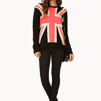 Fireside Union Jack Sweater
