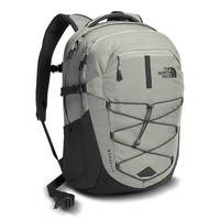 Borealis Backpack in Limestone and Asphalt Grey by The North Face