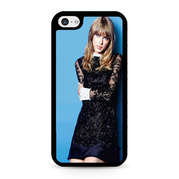 taylor swift cover blue iPhone 5C Case