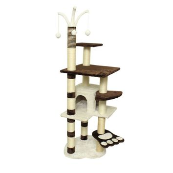6 Ft Cat Tree House