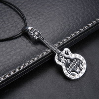 New Fashion Women Men Stainless Steel Pendant Necklace Chain Silver Jewelry Gift