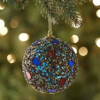 Turquoise Beaded Ornament Ball$5.56$6.95