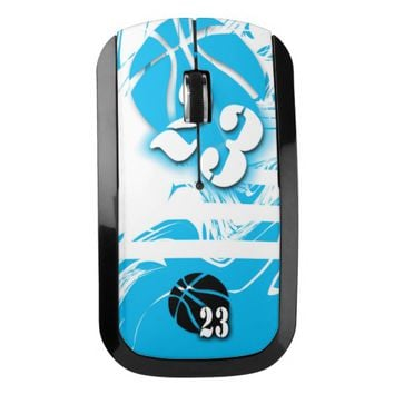 BASKETBALL Wireless Mouse