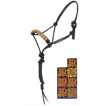 Turn-Two Equine Mesquite Canyon Rope Halter w/ Lead