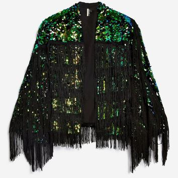 Fringed Jacket - New In Fashion - New In