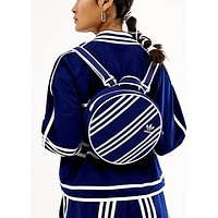 Adidas Originals x Ji Won Choi Tide brand female round mini backpack