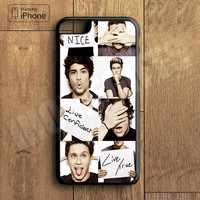 One Direction Collection  Plastic Case iPhone 6S 6 Plus 5 5S SE 5C 4 4S Case Ipod Touch 6 5 4 Case iPhone X 8 8 Plus