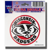Wincraft WI Badger Decal | University Book Store