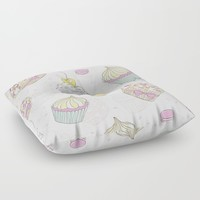 Sweets Galore! Floor Pillow by All Is One