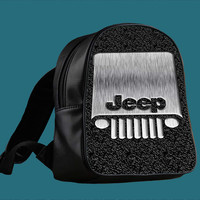 Classic JEEP for Backpack / Custom Bag / School Bag / Children Bag / Custom School Bag *