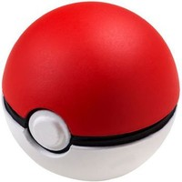 Pokemon Toy - Soft Foam Pokeball - POKEBALL (Red & White - 2.5 inch)