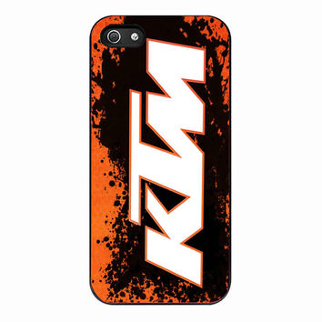 ktm logo for Iphone 5 Case *NP*