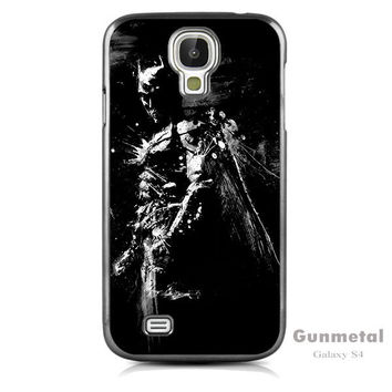 Batman Case For Samsung Galaxy S4 + Screen Protector + Stylus