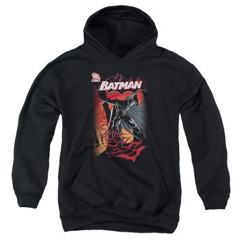 Batman - #655 Cover Youth Pull Over Hoodie