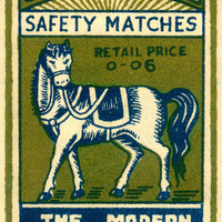 Safety Match, Golden Horse