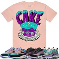Nike Air Max Have A Nice Day Sneaker Tees Shirts - CAKE PG