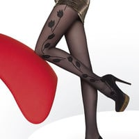 Naomi Patterned Tights