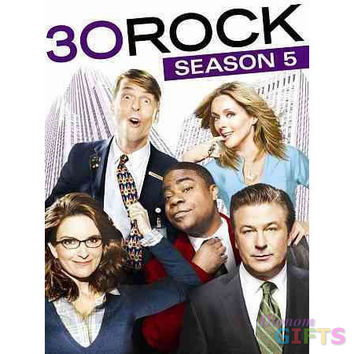 30 ROCK-SEASON 5 (DVD) (ENG SDH/WS/1.78:1/3DISCS)