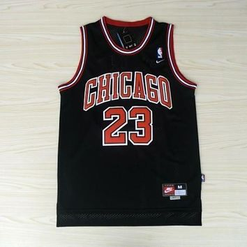 Nba Chicago Bulls #23 Michael Jordan Chicago Swingman Jersey | Best Deal Online