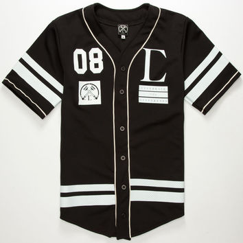 CIVIL Regime Mens Baseball Jersey | Jerseys