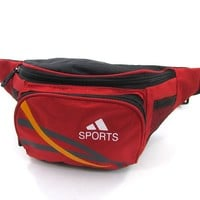 2016 Outdoor Running Bags Polyester High-quality Fabric Multipurpose Waist Bags for Cycling Climbing Travel Sport Packs