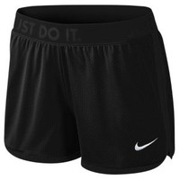 "Nike Icon 3.5"" Mesh Shorts - Women's"