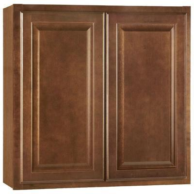 Hampton Bay 30x30x12 In Wall Cabinet In From Home Depot