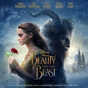 CD Beauty and The Beast - Soundtrack