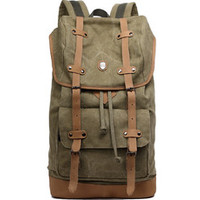 Canvas Travel Hiking School Backpack $84.99