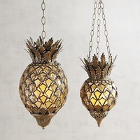 Gem Caravan Pineapple Hanging Lanterns