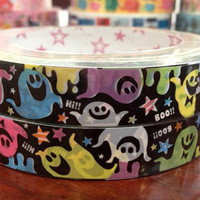Ghost Buster Deco Tape Adhesive Stickers DT469 25 meters