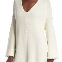 Love By Design Cuff Sleeve Pullover | Nordstrom