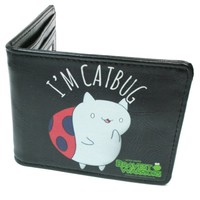Bravest Warriors I'm Catbug Wallet