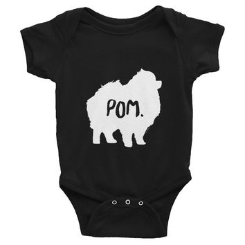 Pomeranian Infant Onesuit