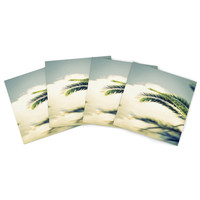 "Ann Barnes ""Summer Breeze"" Nature Photography Indoor/Outdoor Place Mat (Set of 4)"
