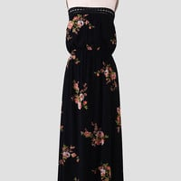 Botanical Wonder Maxi Dress
