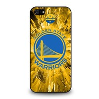 GOLDEN STATE WARRIORS NBA iPhone 5 / 5S / SE Case Cover