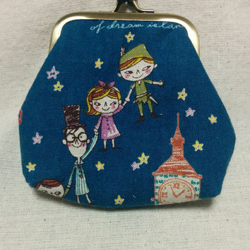 Japanese kawaii handmade purse