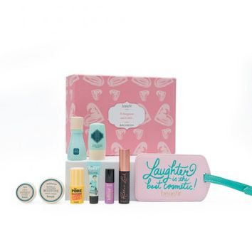 Benefit x Birchbox Bridal Collection - To Honeymoon And To Hold...