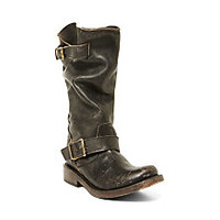 Women's Vintage Engineer Boots | Steve Madden CROSBY