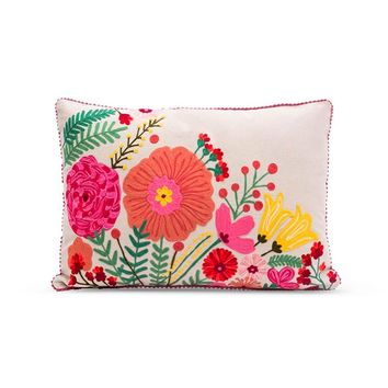 Karma Living Botanical Pillow
