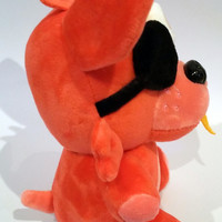 FNAF Five Nights at Freddy's Fan-made Foxy Plushie
