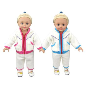 Children American Girl Dolls Jacket Outfit Set