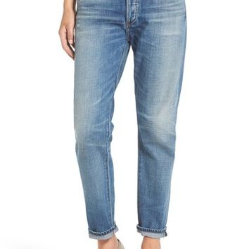 Citizens of Humanity 'Liya' High Rise Slim Boyfriend Jeans (Fade Out) | Nordstrom