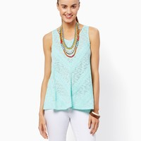 Ayana Trapeze Tank | Fashion Apparel and Clothing | charming charlie
