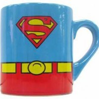 ROCKWORLDEAST - Superman, Coffee Mug, Suit