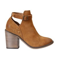 Zira Tan Booties by Rebels